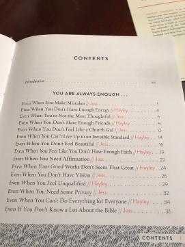 always contents